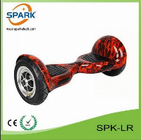 2015 Remote Control 10 Inch Dropshipping 2 Wheel Self Balancing Electric Scooter Plastic Cover Hover (	SPK-LR)