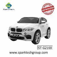 Novo 2018 Licenciado BMW X6M carro de controle remoto crianças carro elétrico (ST-G2168)