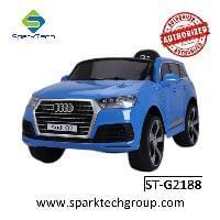 O carro elétrico novo de 2018 caçoa crianças do carro elétrico licenciado de AUDI Q7 (ST-G2188)