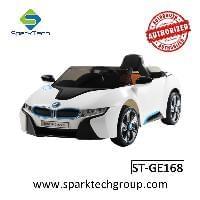Дети на открытом воздухе игрушки Лицензированные BMW I8 электромобилей детей (ST-GE168)
