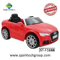 Wholesale Licensed AUDI A3  ride on battery operated kids baby car(ST-F1688)