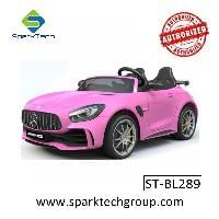 Wholesale Licensed Mercedes Benz GTR toy cars for kids to drive (ST-BL289)