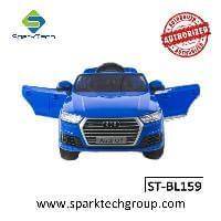 Crianças novas que deslizam brinquedos Carro licenciado de Audi Q7 para crianças (ST-BL159)