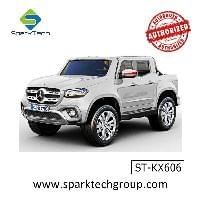 Licensed Mercedes Benz X-Class kids car electric ride on toy car (ST-KX606)