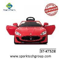 Electric kids car Licensed Maserati  toy electric car with remote control (ST-KT528)