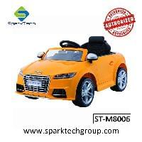 Ride on toy car Licensed AUDI TTS kids educational toy(ST-M8006)