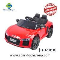 Popular Licensed AUDI MINI R8  ride on cars for kids with remote control(ST-A1818)