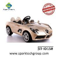 2017 New Licensed Benz Remote Control Children Electric Car (ST-ID158)