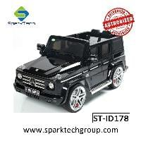 Latest Kids Ride On Toys RC Children Electric Car With Mercedes Benz G55 Licensed (ST-ID178)