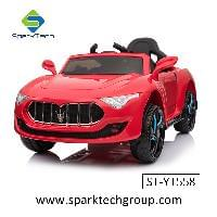 Simulation Maserati Three Gear Shift Remote Control Kids Electric Ride On Car Toys (ST-YT558)