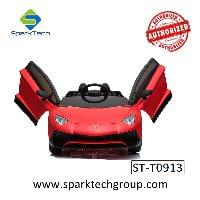 2018 new Licensed Lamborghini educational toys for kids toys kids car(ST-T0913)