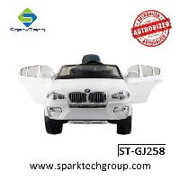 Educational toys for kids Licensed BMW X6 kids ride on car(ST-GJ258)