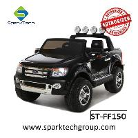 Popular double Seat Kids Ride On Cars Licensed Ford Ranger 12V Parent Control Remote(ST-FF150)