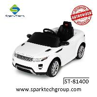 Hottest Selling Remote Control Kids Ride On Toy Lisenced RANGE ROVER Toy Car(ST-81400)
