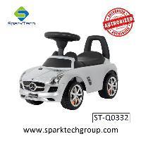 Giocattoli per auto Benz con licenza per vendita di auto elettriche per bambini (ST-Q0332)