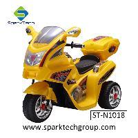 A simulação caçoa brinquedos elétricos da motocicleta com o Founction dianteiro e traseiro (ST-N1018)
