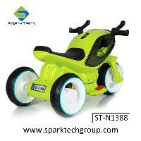 Motocicleta elétrica da simulação a mais nova para miúdos com interruptor de pé (ST-N1388)