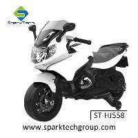Popularest velocidade ajustável 12v crianças passeio elétrico em moto motocicleta brinquedos para crianças (st-hj558)