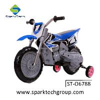 2018 Newest Motorcycle For Kids Ride On Car With Forward And Backward Founction (ST-O6788)