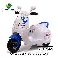 Forward And Backward Founction Of Kids Ride On Electric Motorcycle (ST-O6588)