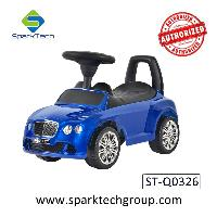 Newest Licensed Bentley Kids Electric Ride On Motorycle Toys (ST-Q0326)