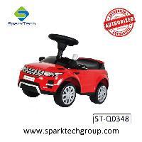 2018 Giocattoli di auto elettrica Land Rover con licenza di vendita più caldi per i bambini (ST-Q0348)