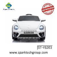 Cavalcata all'ingrosso a batteria con licenza Volkswagen Beetle Dune carrozzina per bambini (ST-YS303)