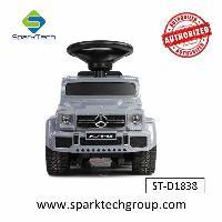 Auto giocattolo per bambini con ruote elettriche Mercedes Benz con licenza (ST-D1838)