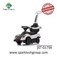 Giro PAGANI con licenza su auto per bambini con telecomando (ST-D1758)