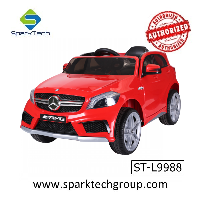 2018 new Licensed Mercedes Benz A45 custom kids toy ride on cars (ST-L9988)