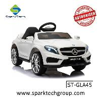 Licensed Mercedes Benz AMG GLA45 plastic toy cars for kids to drive (ST-GLA45)