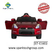 Licensed Nissan GTR R35 remote control baby car (ST-E1603)