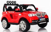2.4G Bluetooth Controle Remoto de Plástico Bebê Brinquedo de 12 Volts Elétrico Crianças Crianças Passeio no Carro Jeep com Bateria (ST-Y9088)