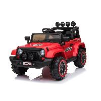 O controle remoto SparkFun 12V caçoa o passeio do estilo do Wrangler do carro elétrico no carro de brinquedo (ST-Z7588)