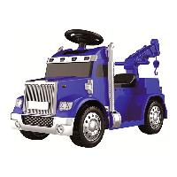 As crianças do guindaste do brinquedo das crianças de SparkFun montam no caminhão do veículo da construção com gancho de levantamento (ST-MV118)
