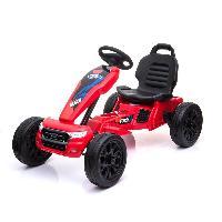 As crianças de Ford Ranger licenciadas SparkFun montam no kart elétrico do curso (ST-FKG01)