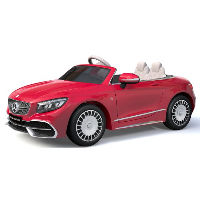 SparkFun Licensed Mercedes Maybach S650 Cabriolet Kids Ride on Battery Drive Remote Car (ST-E1609)