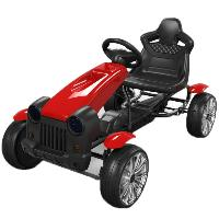 SparkFun New Style Ride on Car Pedal Car Go Kart per bambini senza batteria (ST-BC002)