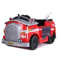 Passeio de controle remoto a pilhas dos desenhos animados de SparkFun 2019 crianças no carro de bombeiros (ST-G3166)