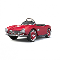 2019 SparkFun New Licensed BMW Classic Vintage Car Kids Battery Powered Ride on Toy Cars (ST-D1938)