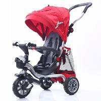 China Wholesale Ride on Toys Baby Stroller Tricycle with Push Handle (ST-THIC2)
