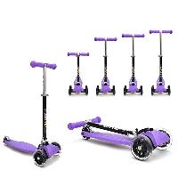 Best Selling High Quality Glass Fiber Reinforced Pedal Foldable Scooter 3 Wheels for Kids (SF-SW030S)