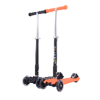 Best Selling High Quality Glass Fiber Reinforced Pedal Foldable 4 Wheels Anti Slip Foot Pedal Kid Scooter (SF-SW032)