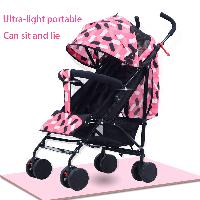 2019 China SparkFun Happy Baby Stroller Wheel Parts Carrinho de bebê compacto (SF-S501T-3)