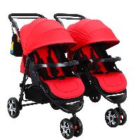 Manufacturers Supplying New Model Easy Travel Walker Pram for Twins the New Luxury Baby Stroller (SF-S021F)