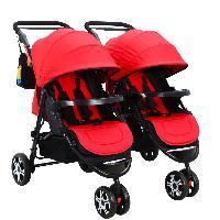Fabricantes que fornecem o novo modelo Easy Pram Walker Walker para gêmeos, o novo carrinho de bebê de luxo (SF-S021F)