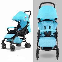 Rotação de 360 Graus Roda PU Roda Macia Carrinho de Bebê de Luxo Carrinho de Bebê Triciclo de Bebê (SF-S00A7 (aço))