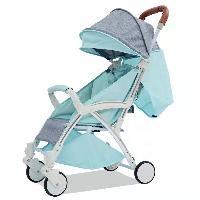 2019 China New Design Easy Folding Light Weight Baby Stroller Steel Aluminum Alloy (SF-S00A7 (aluminium))