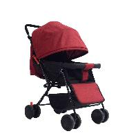 China Good Smart Baby Stroller Manufacturer Direct Wholesale Luxury Prams Travel Baby Trolley (SF-S8008)