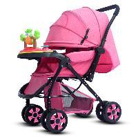 Novo Design reversível lidar com graça crianças luxo carrinho de bebê com caixa de música (SF-S8001)